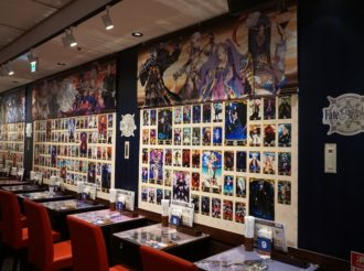 Fate/Grand Order SEGA Collaboration Café Opens Featuring Arc 1.5