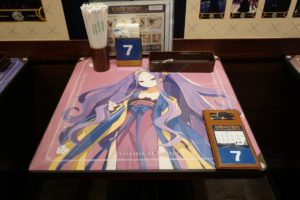 Fate/ Grand Order collaboration café with SEGA | Anime | Japan