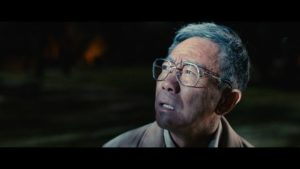 Picture from the live action movie Inuyashiki