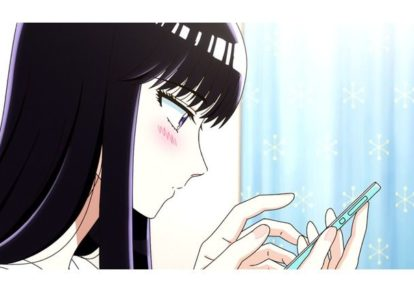 TV Anime Koi wa Ameagari ni You ni | Still from the newest trailer