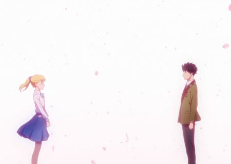 Tada-kun wa Koi wo Shinai Official Anime Trailer Screenshot