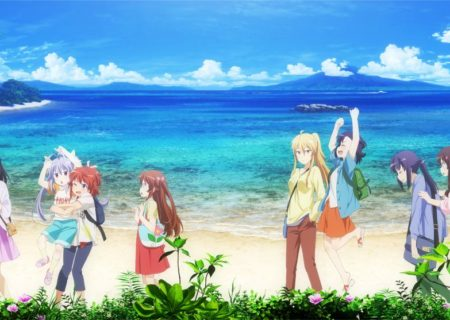 Anime Movie Non Non Biyori Vacation