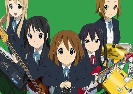 K-ON!! Key Visual
