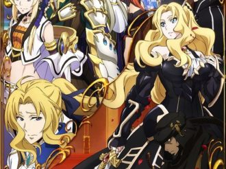 Record of Grancrest War Reveals Third Trailer and Key Visual