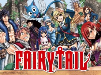 Fairy Tail Exhibition Comes to France