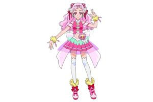HUGtto! Pretty Cure Anime Series