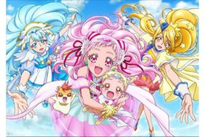 HUGtto! Pretty Cure Anime Visual