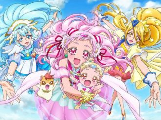 Mother Protecting Children is the Theme of New Pretty Cure! Title & Broadcast Day Revealed