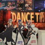 Animate Girls Festival 2017 | The booth for upcoming Dance Trips, which is a collaboration between game company Otomate and voice actor Kenjiro Tsuda