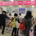 Animate Girls Festival 2017 | AGF2017 of course even featured its own capsule machines!