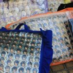 Animate Girls Festival 2017 | These are called 'Ita-bags' and are covered in beautiful badges