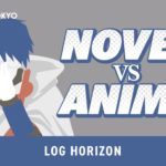 Novel vs Anime Log Horizon Second Season Episode 10 'Guild Master' | MANGA.TOKYO