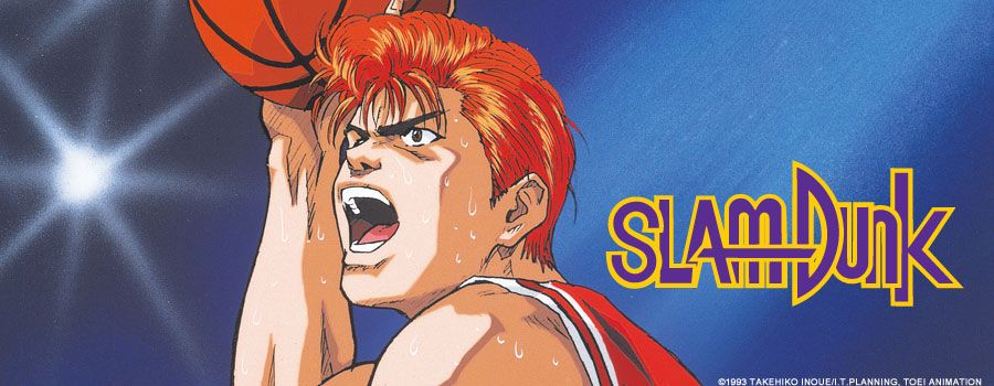 Slam Dunk Anime Visual