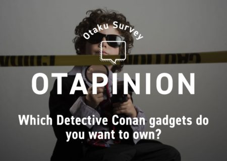 Which Detective Conan Gadgets Do You Want To Own? | MANGA.TOKYO Survey
