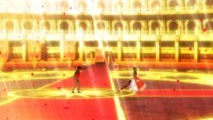 Fate/EXTRA Last Encore Official Anime Screenshot