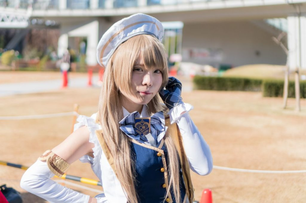 Cosplay from Comic Market 93 | Kotori Minami from Love Live