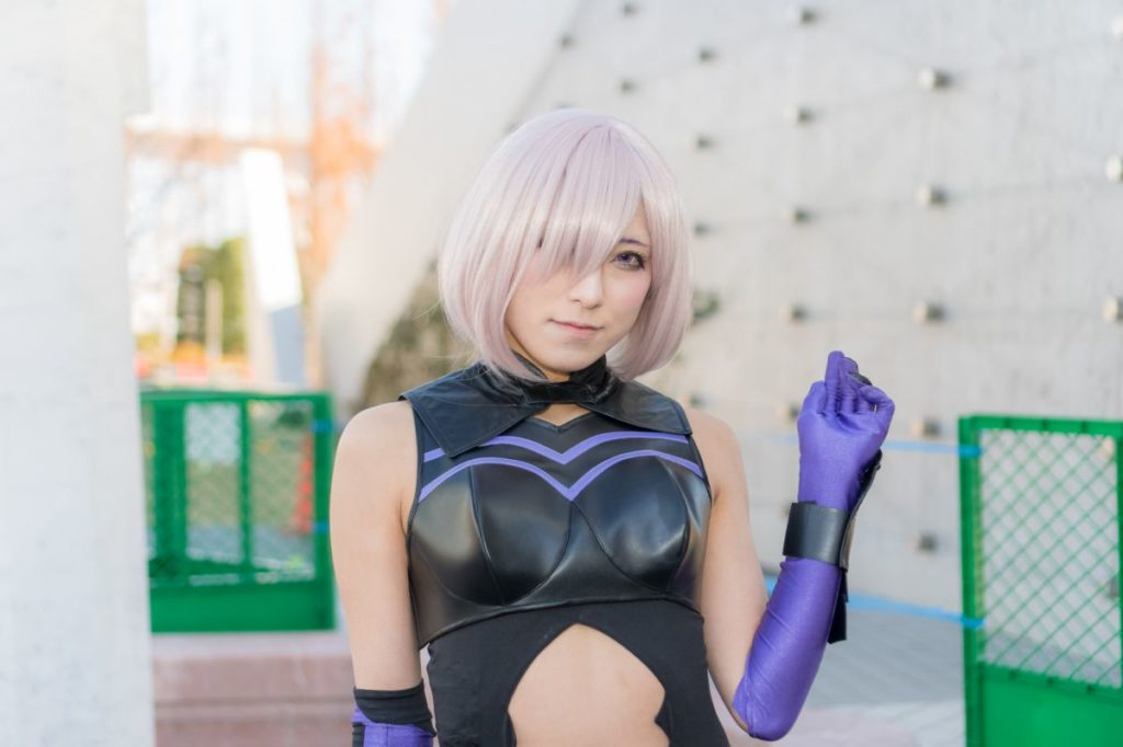 Cosplay from Comic Market 93 | Mash Kyrielight from Fate/Grand Order