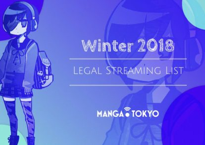 MT Winter 2018 Anime | Legal Streaming List
