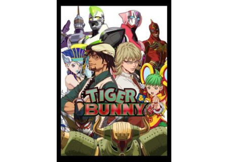 Tiger & Bunny New Series