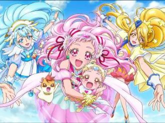 15th Pretty Cure Series HUGtto PreCure Announces Main Cast