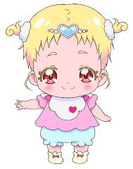 Pretty Cure HUGtto Anime | Baby Hagu-tan