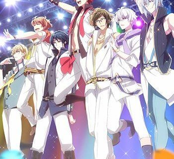 IDOLiSH7 Anime Visual