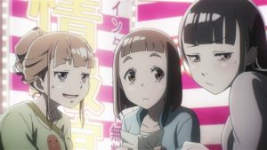 anime Sora Yorimo Tooi Basho (A Place Further than the Universe) Episode 2 Official Anime Screenshot