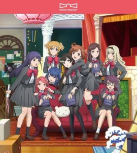 Jacket Second Single 'Starlight Theater' | Project Revue Starlight