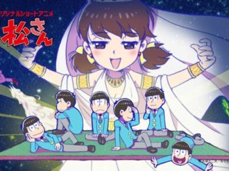 Mr. Osomatsu × dTV's Original Anime Starts: Mr. Osomatsu Confesses To Iyami
