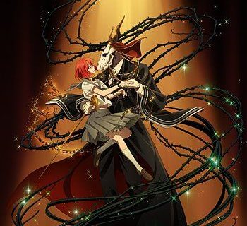 The Ancient Magus Bride Anime Visual