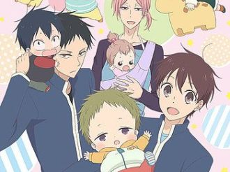 1st Episode Anime Impressions: School Babysitters