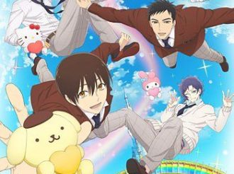 1st Episode Anime Impressions: Sanrio Boys