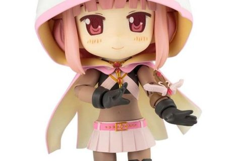 Magia Record's Iroha Tamaki Shrinking Into Pocket-Sized Figure