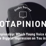 Championship: Which Young Voice Actor Left the Biggest Impression on You in 2017? | MANGA.TOKYO Anime Survey