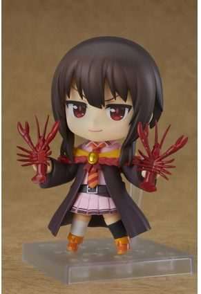 Megumin Nendoroid from KonoSuba: God's Blessing on this Wonderful World! 2 (C)2017 暁なつめ・三嶋くろね/KADOKAWA/このすば2製作委員会