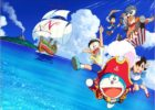 Doraemon the Movie: Nobita's Treasure Island,