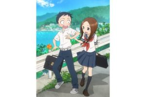 TV Anime 'Karakai Jouzu no Takagi-san' Key Visual