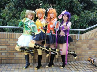 [AGF 2017] Cosplayers Take Over Animate Girls Festival at acosta! AGF Special