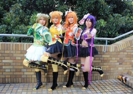 [AGF 2017] Cosplayers Take Over Animate Girls Festival at acosta! AGF Special | MANGA.TOKYO