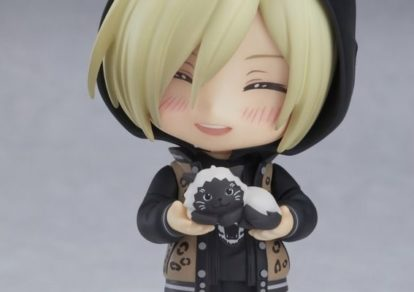 Yuri Plisetsky from Yuri on Ice | Nendoroid Figure