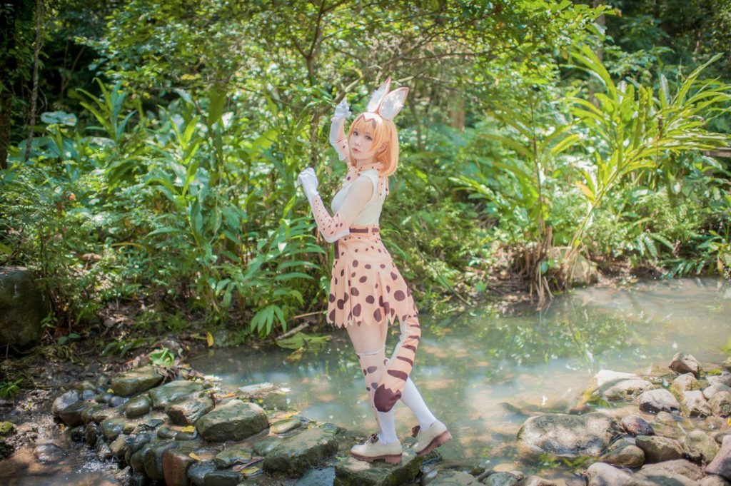 Serval from Kemono Friends | World Cosplayer | Shimo from Taiwan | Cosplay Gallery