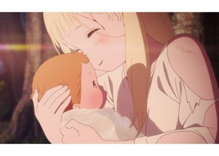 Sayonara no Asa ni Yakusoku no Hana wa Kazarou Anime Movie Official Anime Screenshot