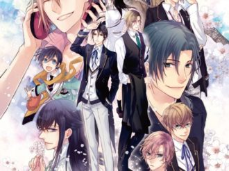 Butlers: Chitose Momotose Monogatari Introduces 11 Beautiful Male Characters
