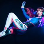 Cosplay | supermk33 as D.Va from 'Overwatch'