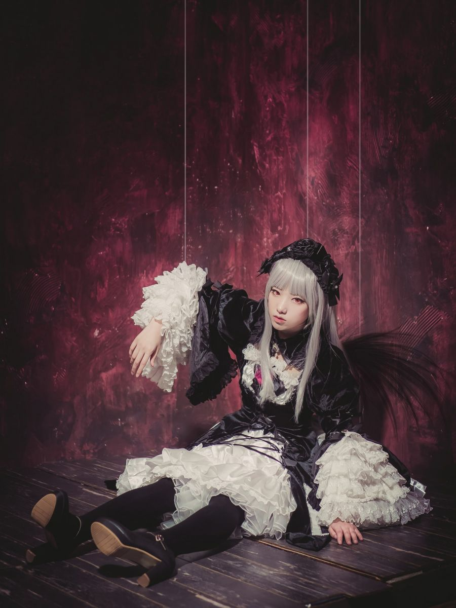 Cosplay: supermk33 as Suiginto from 'Rozen Maiden'