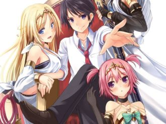 Viking Goddesses and Japanese Heroes: The Master of Ragnarok & Blesser of Einherjar Licensed by J-Novel Club