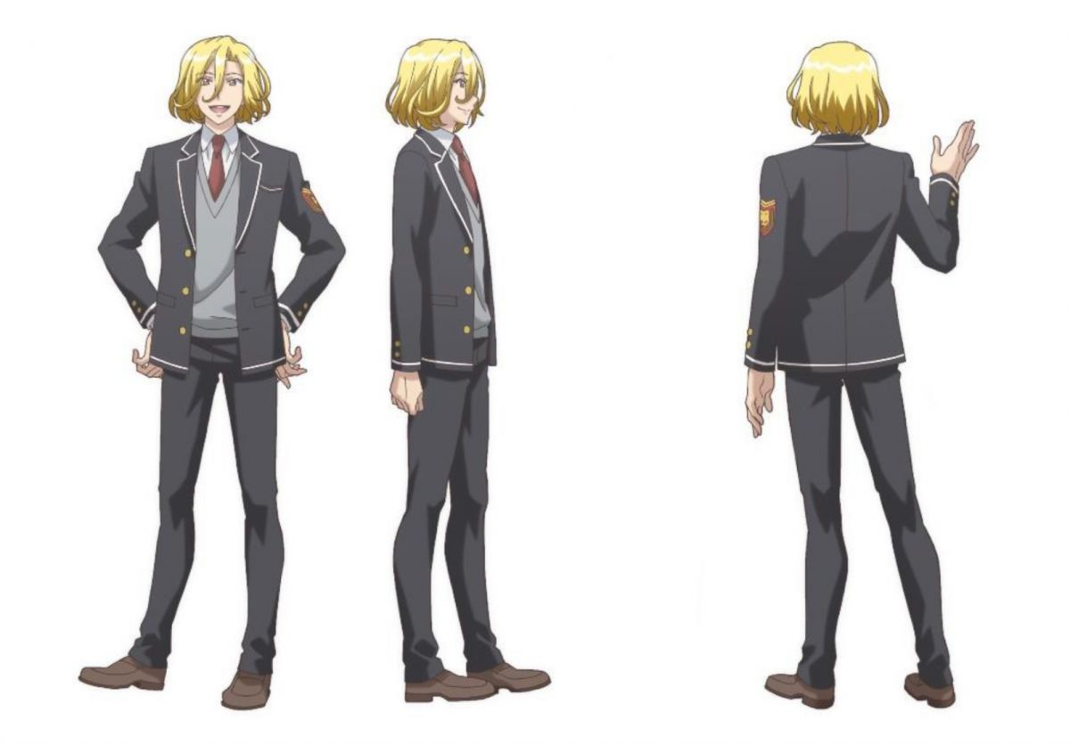 Nanao Wakura | Anime Cute High Earth Defense Club Happy Kiss!
