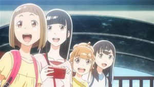Sora Yorimo Tooi Basho Episode 6 Official Anime Screenshot