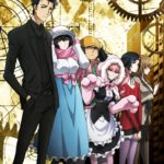 Anime Steins;Gate 0 | Key Visual