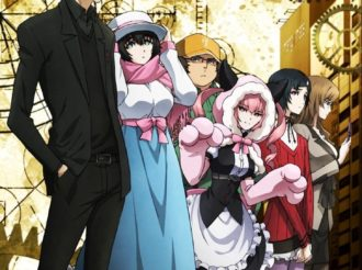Steins;Gate 0 Reveals New Key Visual and Introduces 11 Characters